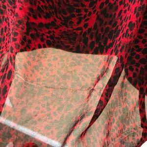 Lane Bryant Tops - Sexy Lane Bryant animal print camisole tanks Sz 1X